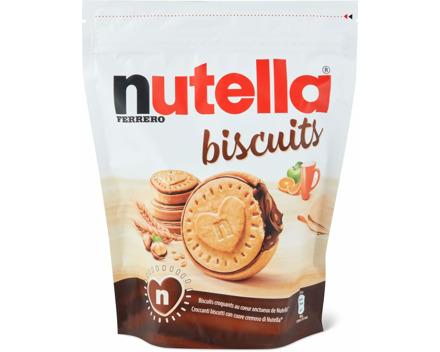 Ferrero Nutella Biscuits