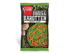Findus Erbsen & Karotten