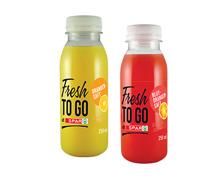 Fresh to go Orangensaft / Blutorangensaft