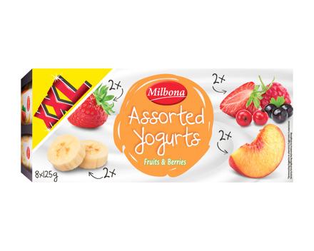 Fruchtjoghurt XXL