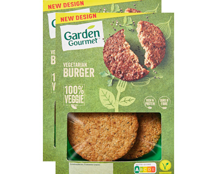 Garden Gourmet Burger Deluxe