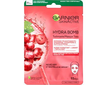 Garnier Skin Active Hydra Bomb Tuchmaske