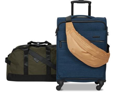 Gesamtes Reisegepäck- und Travelshop-Reiseaccessoires-Sortiment
