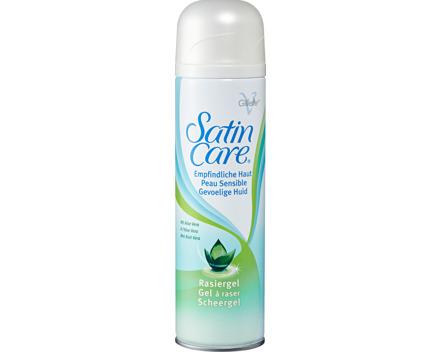 Gillette Satin Care Sensitive