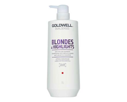 Goldwell Dualsenses Blondes & Highlights Shampoo 1000 ml