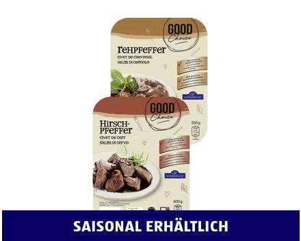 GOOD CHOICE HIRSCH-/REHPFEFFER