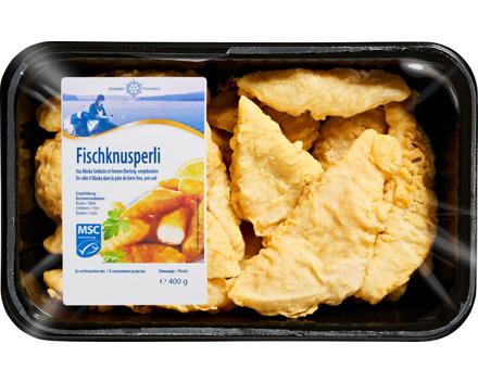 Gourmet Fisheries Fischknusperli
