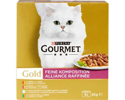 Gourmet Gold Feine Komposition 8x85