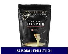 GOURMET WALLISER FRISCHFONDUE