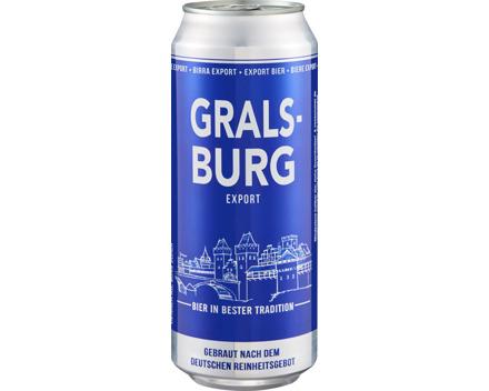 Gralsburg Bier