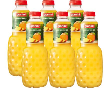 Granini Nektar Orange-Mango