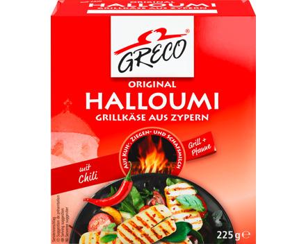 Greco Halloumi Grillkäse Chili