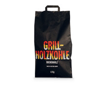 Grill-Holzkohle