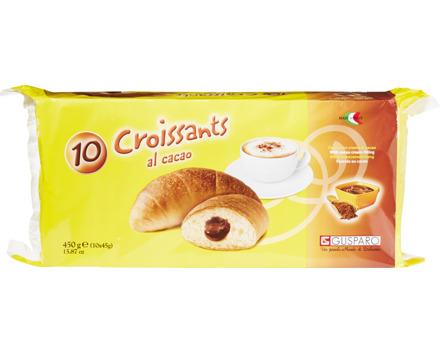 Gusparo Croissants al cacao