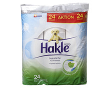HAKLE® TOILETTENPAPIER NATURALS