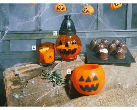 Halloween-Kerze