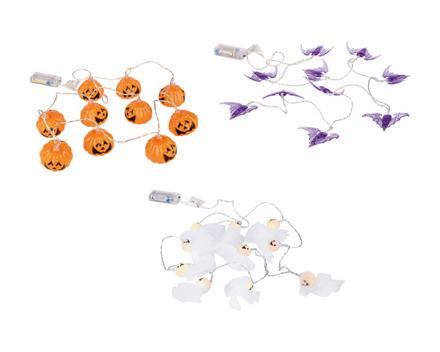 Halloween-Lichterkette