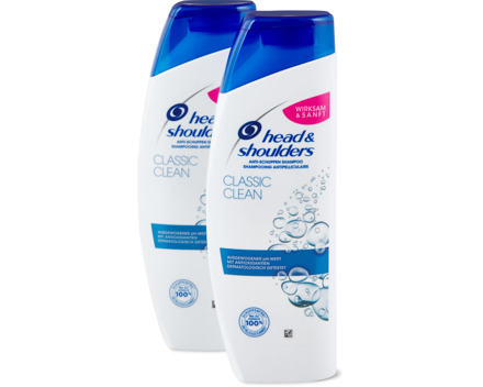 Head & Shoulders Shampoos