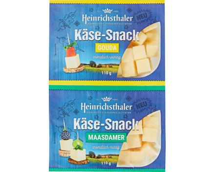 Heinrichsthaler Käse-Snack