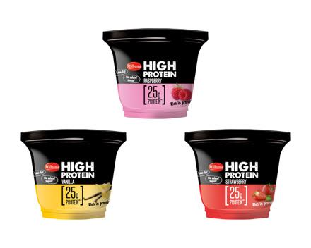 High Protein Fruchtquark