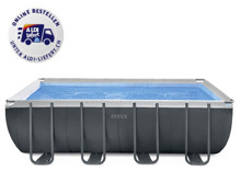 INTEX® FRAME POOL ULTRA QUADRA