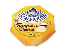 Jean-Louis Tomme à la Crème
