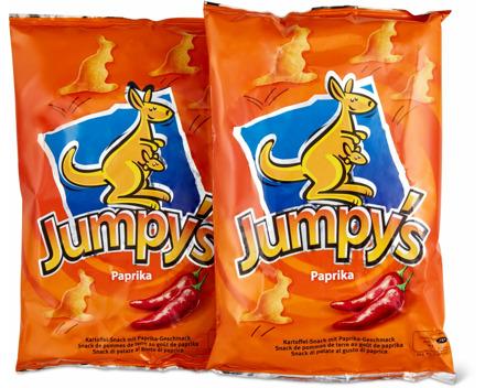 Jumpy's Paprika, Pom Bär Original und M-Classic Flips