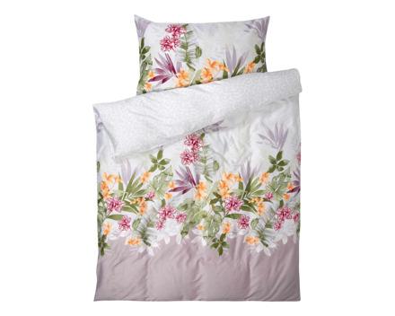 Kaeppel Bettwäsche floral und schlicht