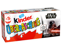 KINDER® ÜBERRASCHUNG STAR WARS EDITION