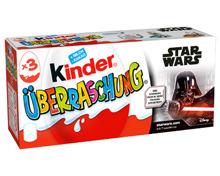 KINDER® ÜBERRASCHUNG STAR WARS EDITION