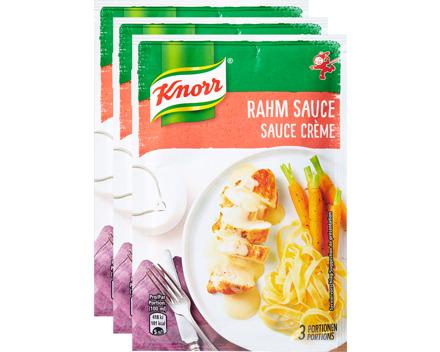Knorr Basis für Rahmsauce