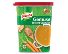 Knorr Bouillon in Dosen