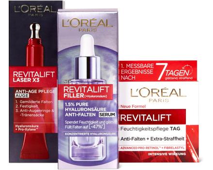L'Oréal Gesichtspflege