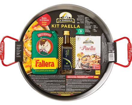 La Barraca Kit Paella