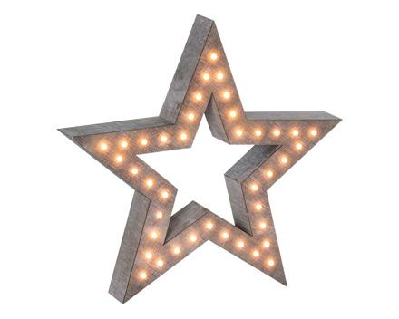 LED Stern, 40LED Ø 52cm