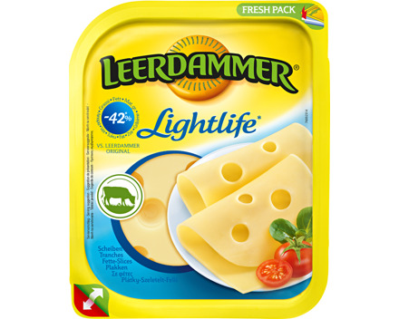 Leerdammer Käse