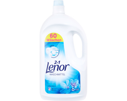 Lenor Flüssigwaschmittel 2in1 Aprilfrisch