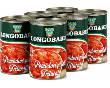 Longobardi Tomaten gehackt