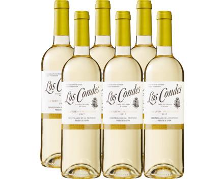 Los Condes Macabeo/Chardonnay D.O. Catalunya