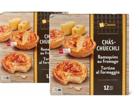 M-Classic Chäs-Chüechli