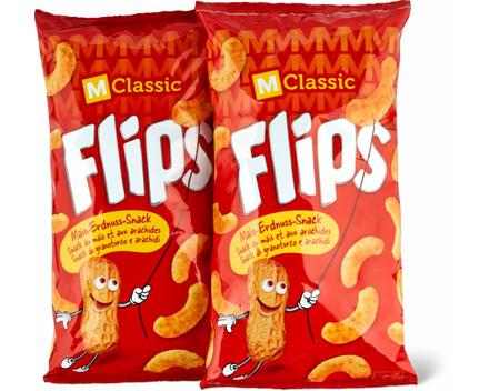 M-Classic Flips, Jumpy's- oder Triangles-Paprika