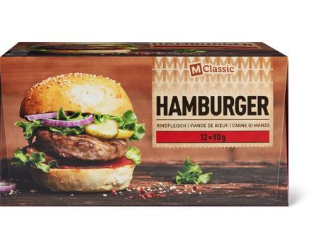 M-Classic Hamburger