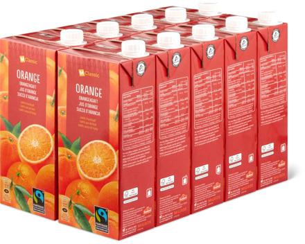 M-Classic Orangensaft, Fairtrade