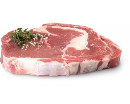 M-Classic Rindshohrücken-Steak