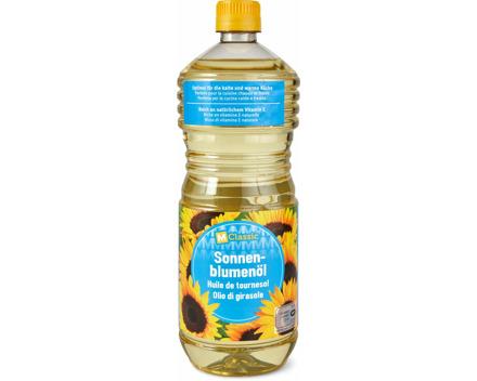 M-Classic Sonnenblumenöl