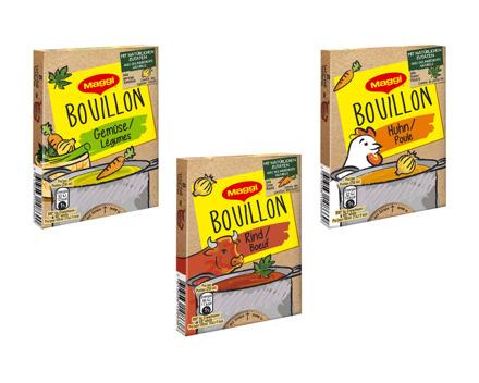 Maggi Bouillon-Würfel Natural
