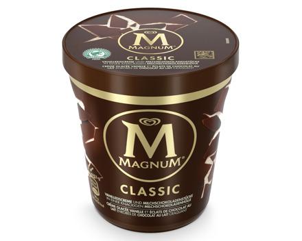 Magnum Classic & Almond Bidon