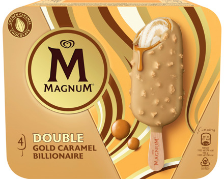 Magnum Double Gold Caramel