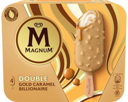 Magnum Glacé Double Gold Caramel