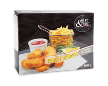 Meat & more Poulet Nuggets / Poulet Delice gefüllt / Poulet Delice